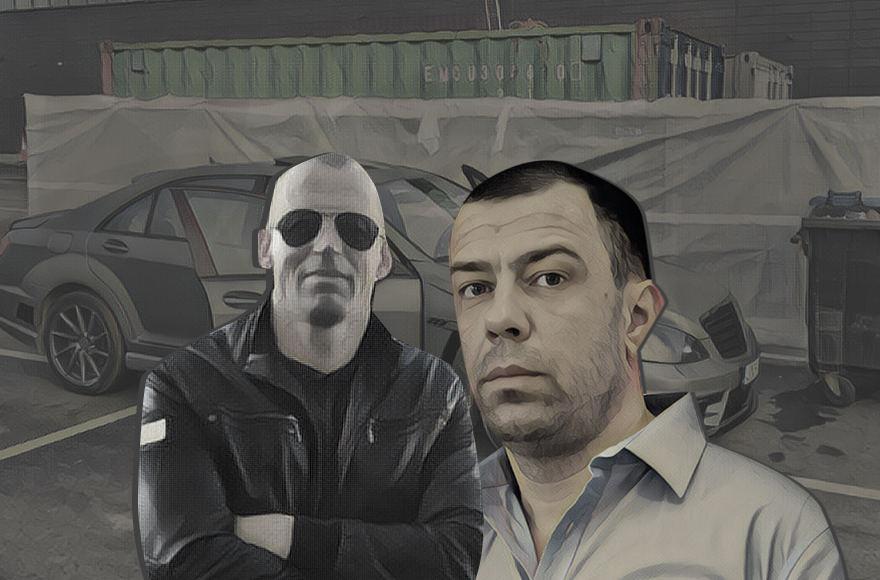 Broliai Remigijus ir Saulius (dešinėje), teisėsaugos duomenimis, nėra bendrininkai, tačiau jų veikla ir likimas klostosi panašiai.