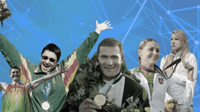 Olimpiniai čempionai