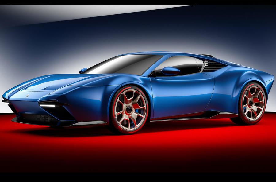 Visas automobilis atrodo išties gražiai, tačiau labiausiai laukiama atsidarančių žibintų sugrįžimo (Ares Design nuotrauka)