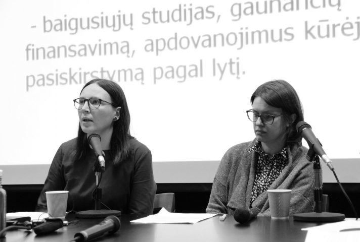 dr. L. Kaminskaitė-Jančorienė ir dr. J. Šalaj