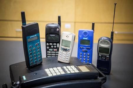 Klasikiniai mobilieji telefonai