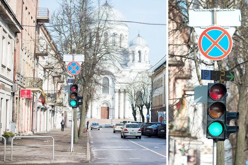 Kaune diegia inovatyvią naujovę vairuotojams