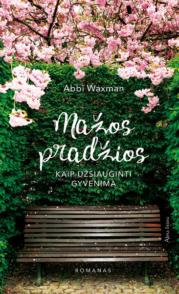 Knygos viršelis