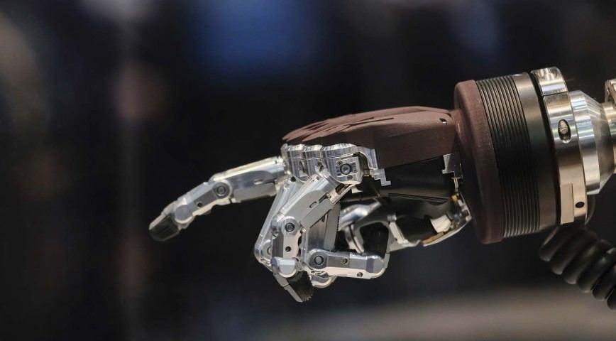 Robotų populiarumas tik augs