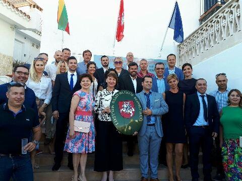 Lietuvos garbės konsulas Tenerifėje