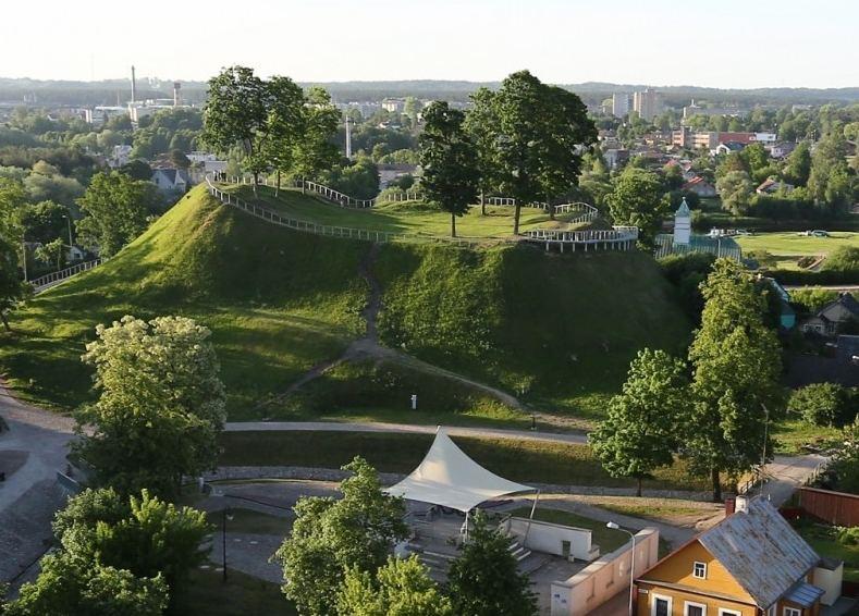 Ukmergės piliakalnis
