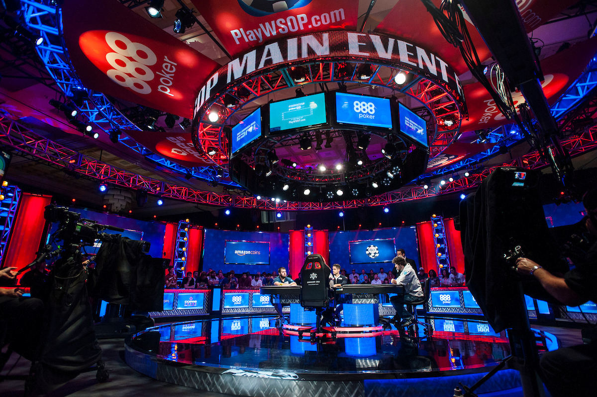 "WSOP finalo transliacija – jau šiąnakt tiesiogiai per ""Viasat Sport"