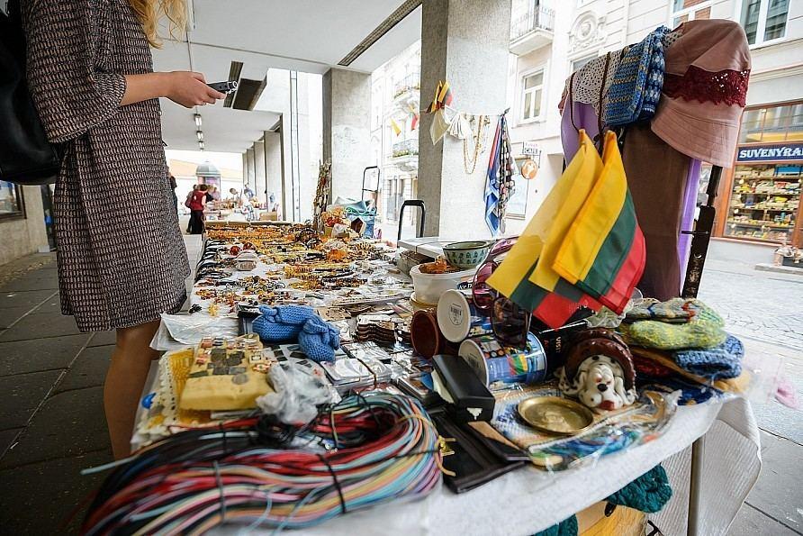gatvės prekyba)