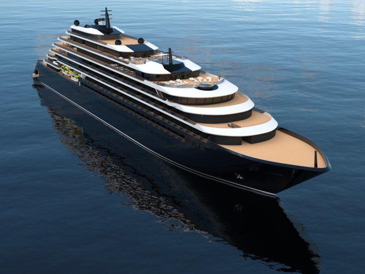 """Ritz-Carlton"" kruizinis laivas"