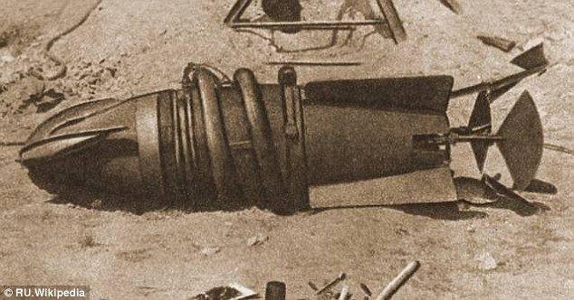 Aleksandro Trebelevo požeminio laivo koncepcija