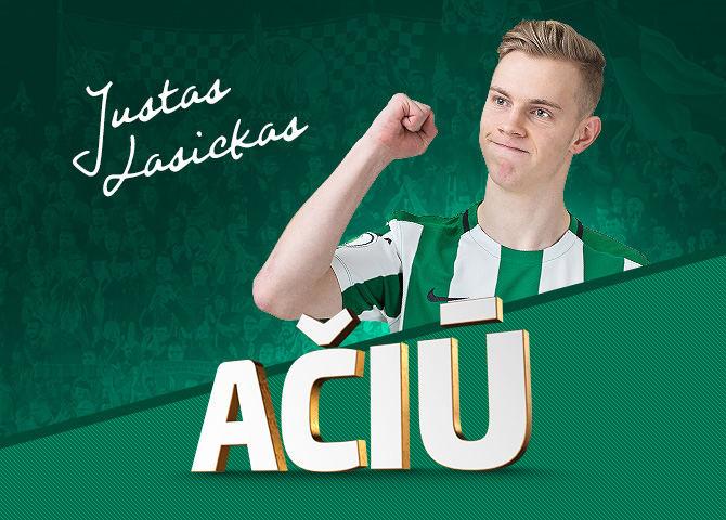 Justas Lasickas