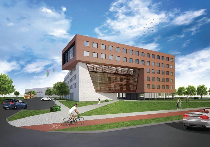 """""""Perdanga"""" Klaipėdoje planuoja statyti biurų pastatą ir sandėlį"""