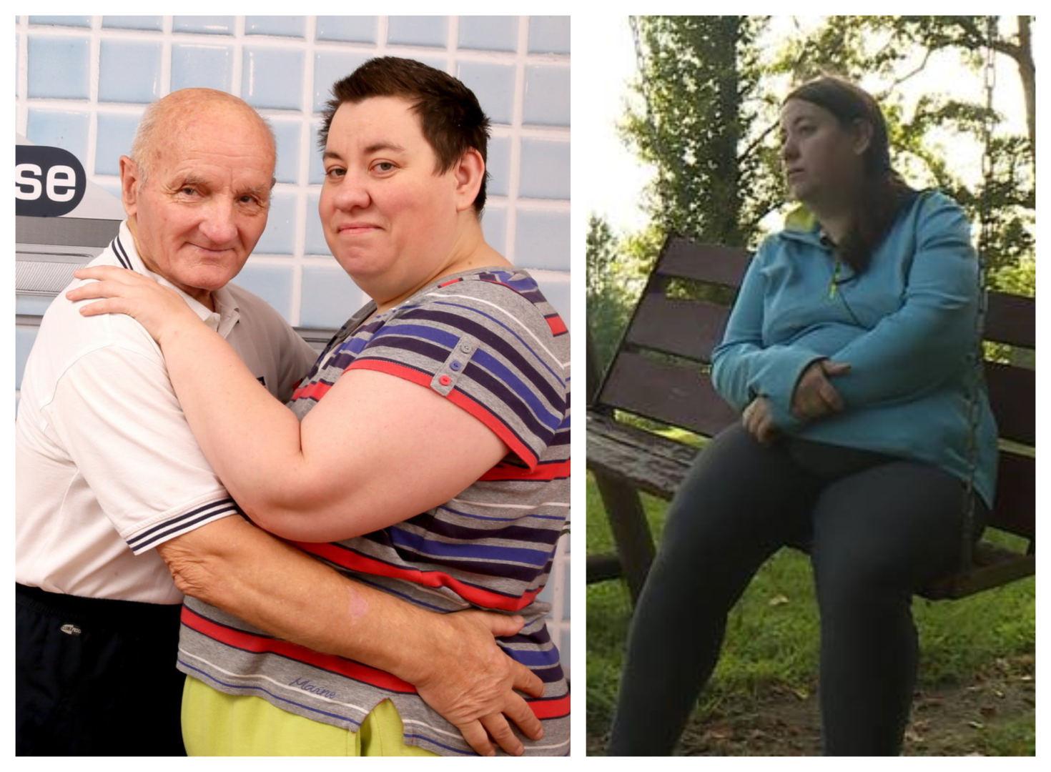 37 vyrai numeta svorio