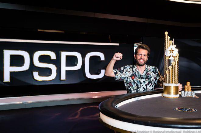 PSPC čempionas Ramonas Colillas / organizatorių nuotr.