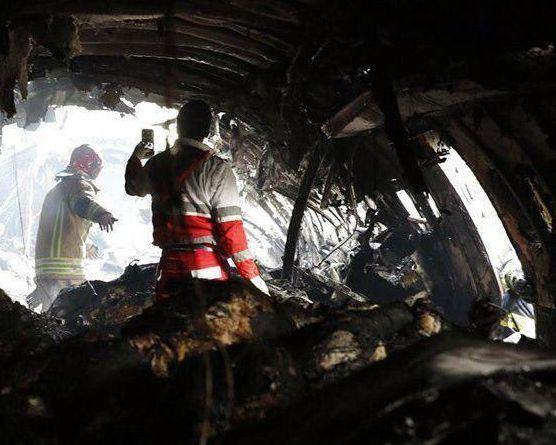 Irane per lėktuvo katastrofą žuvo 10 žmonių