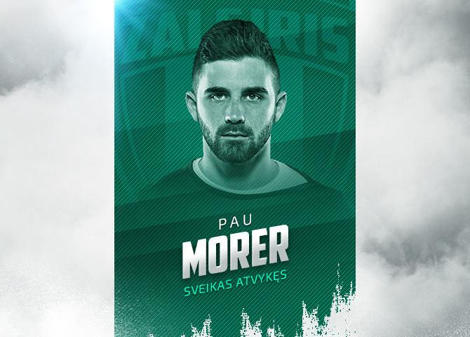 Pau Morer