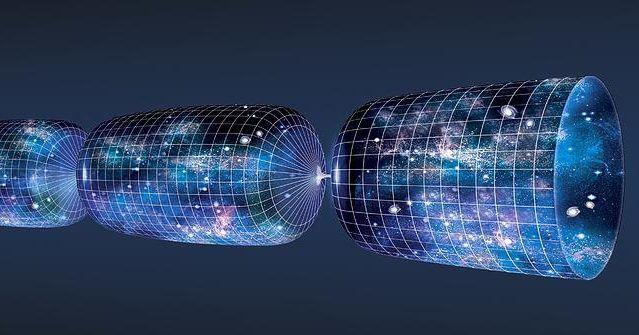 Osciliuojančios visatos modelis
