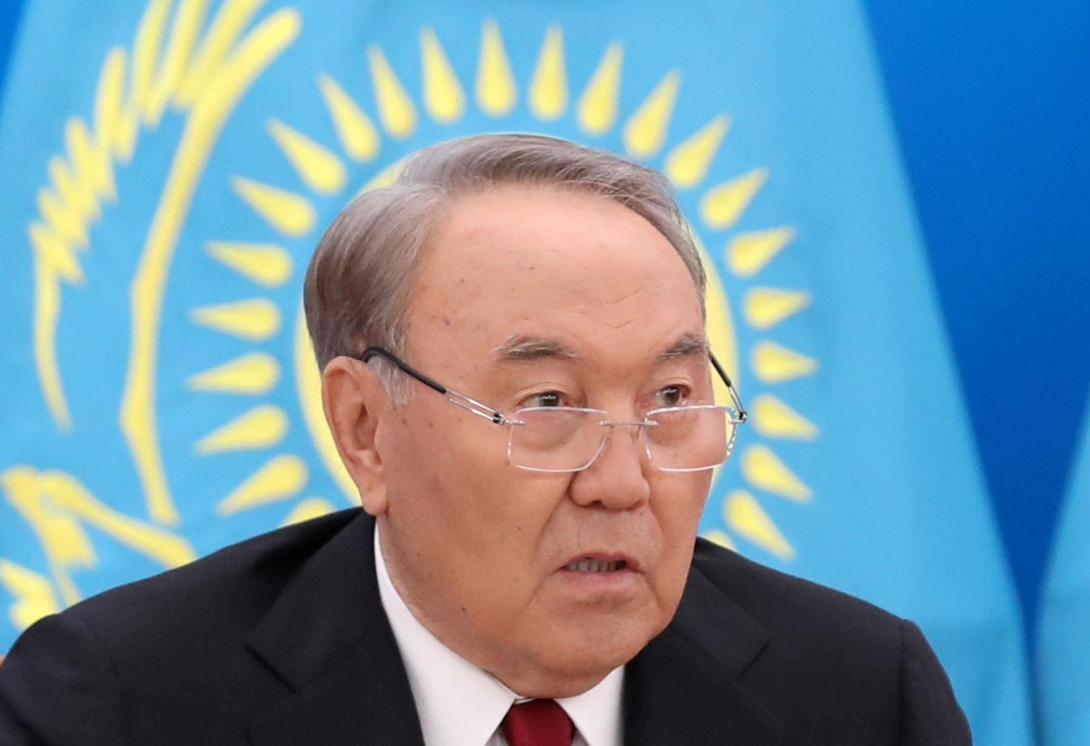 Atsistatydino pirmasis ir vienintelis Kazachstano