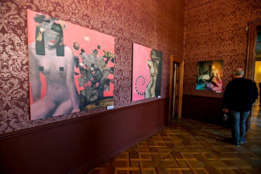 Galerija erotika Ana Čigon