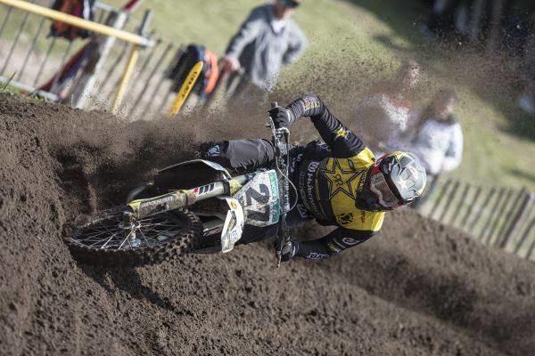 Arminas Jasikonis dominavo Olandijos motokroso čempionate