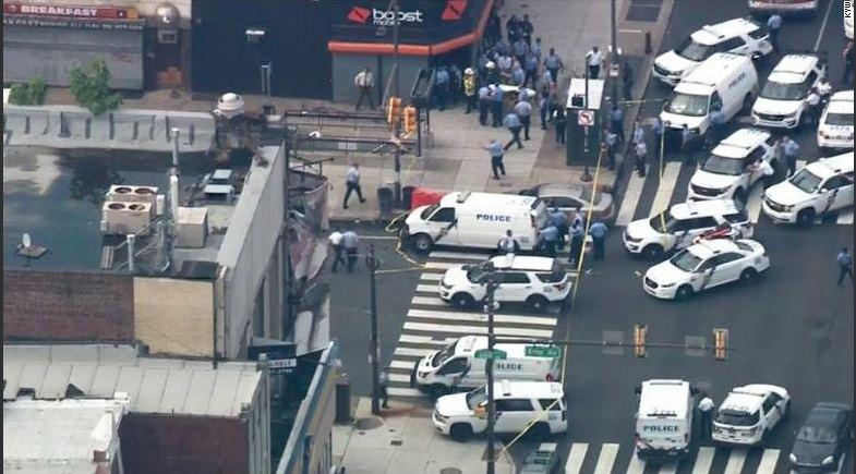 Šaudynės Filadelfijoje