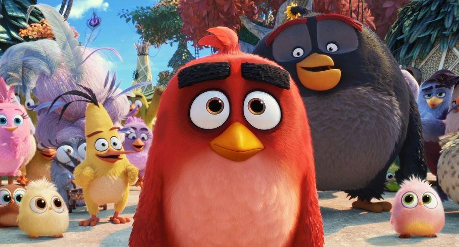 """Filmo """"Piktieji paukščiai. Filmas 2"""" akimirkos"""