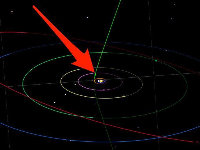 Galimai tarpžvaigždinis objektas – kometa C/2019 Q4 (Borisovas)