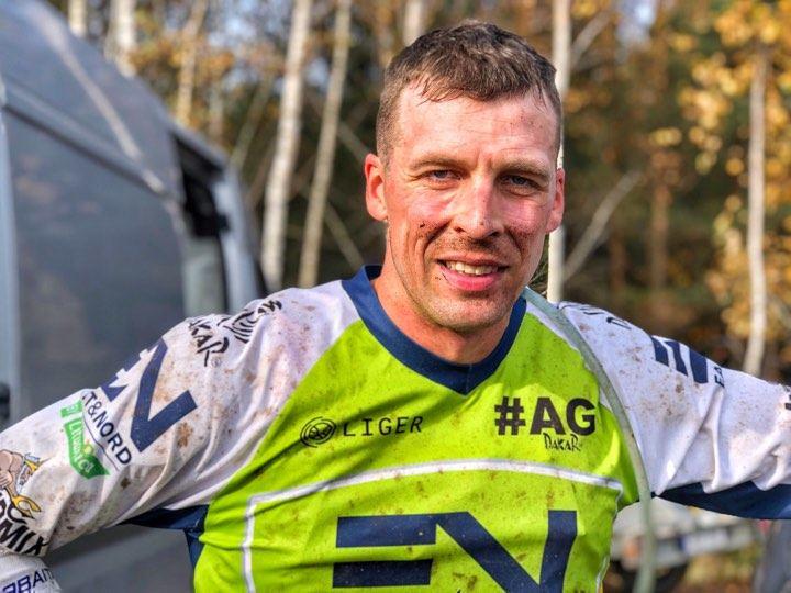 Arūnas Gelažninkas (Zigmas Dakar Team)