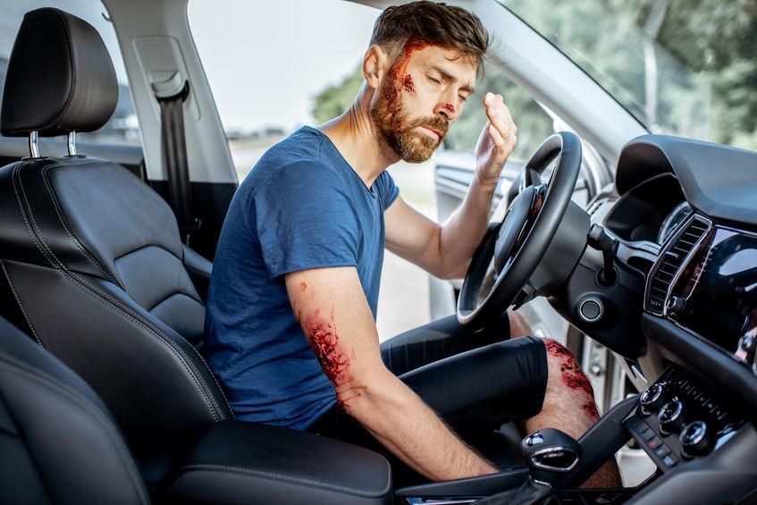 Automobilio saugos diržai