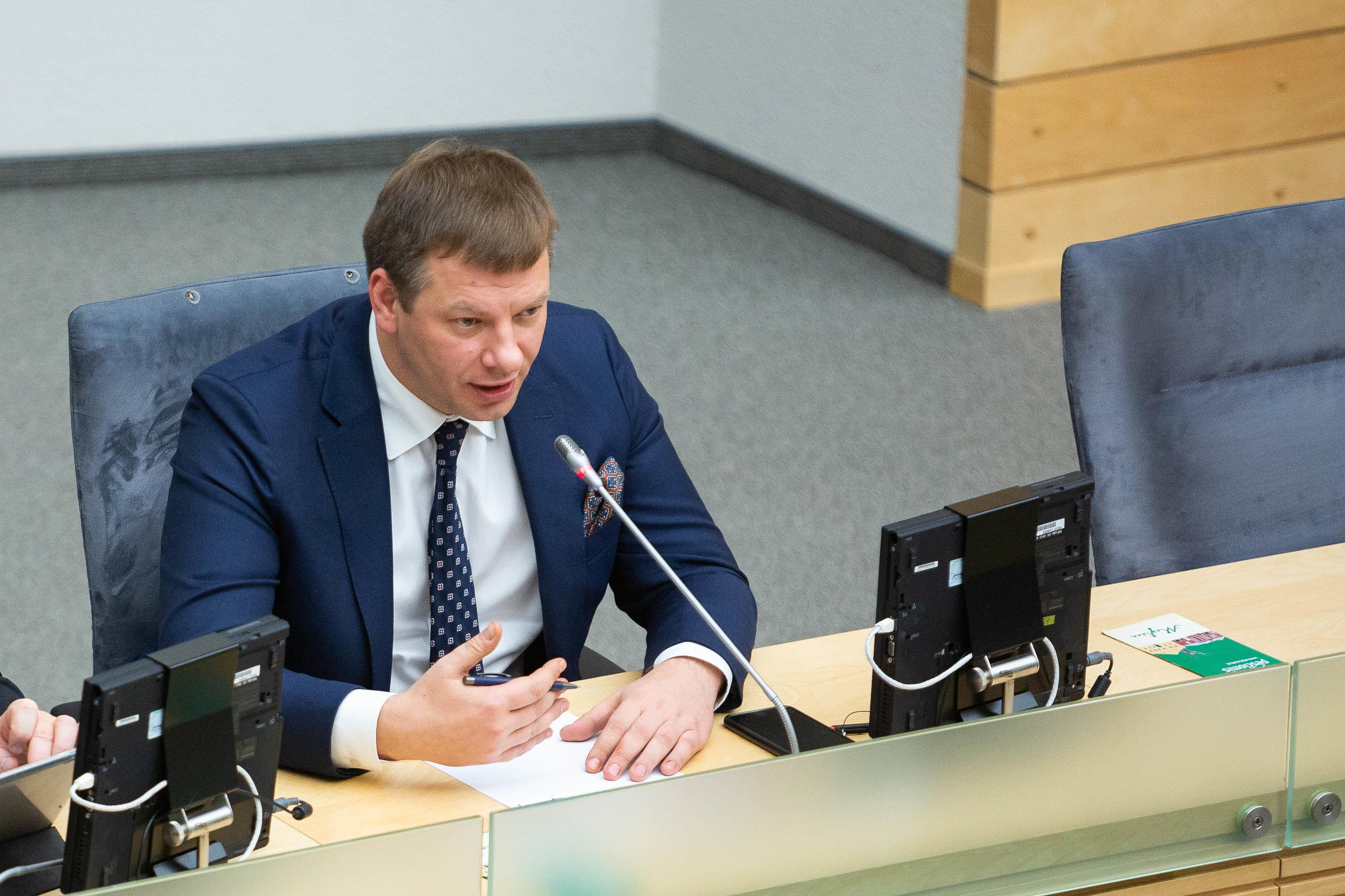 Prezidentas Gitanas Nausėda pasirašė 2021 metų biudžetą