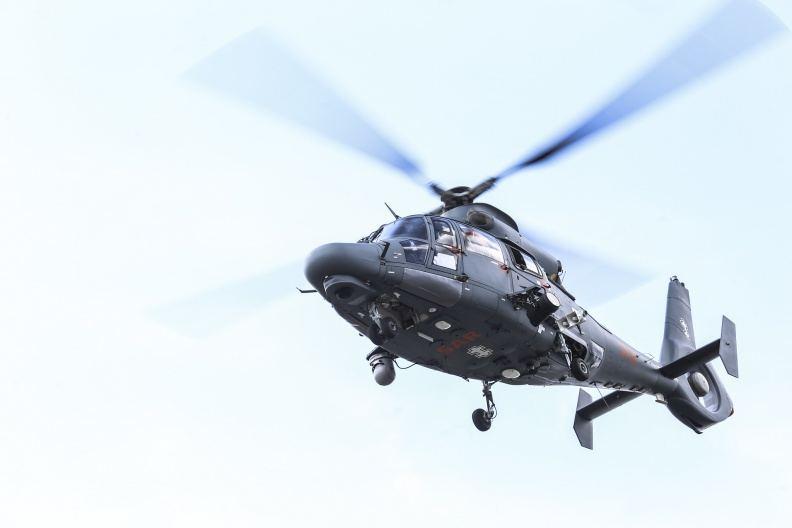 Karinių jūrų pajėgų sraigtasparnis