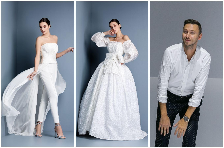 lieknėjimo nuotakos suknelės