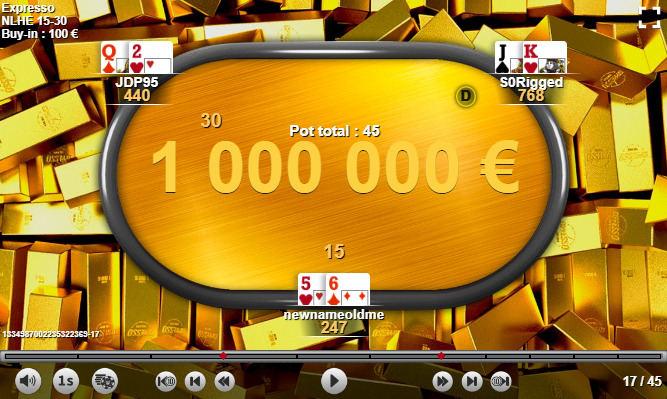 """€1 milijono prizinio fondo """"Spin&Go"""" turnyro akimirka"""
