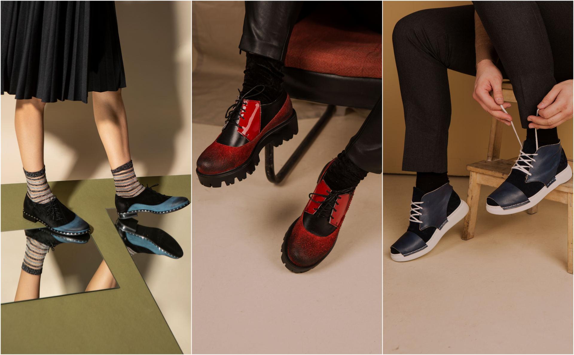 namų darbo batai)