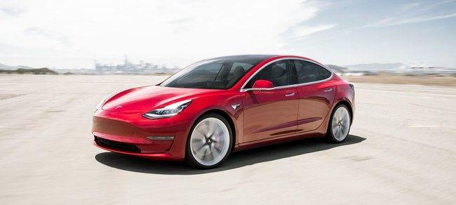 """Tesla Model 3"""
