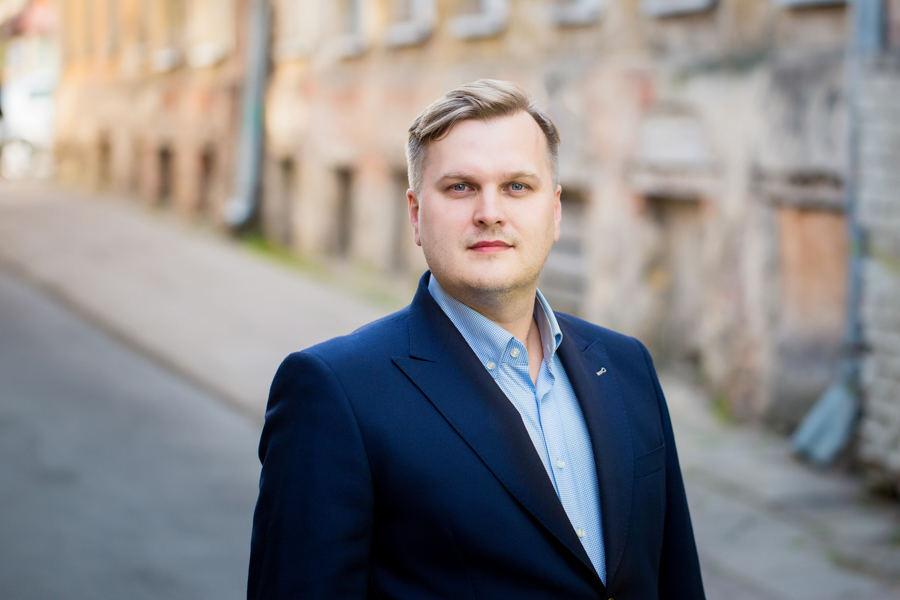 Psichologas Antanas Mockus