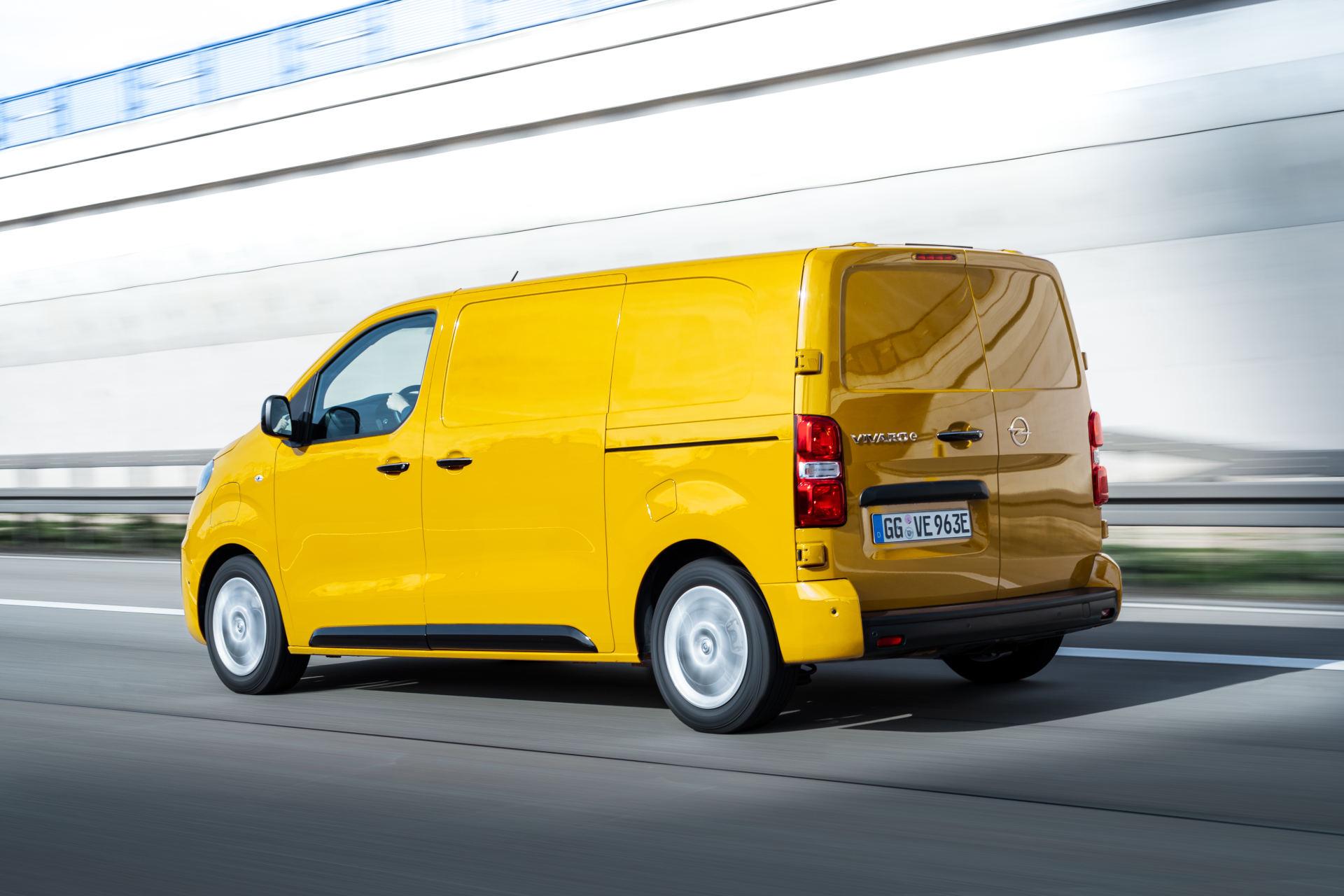 """Opel Vivaro-e"""" nustebino: ko galima tikėtis iš nebrangaus"""