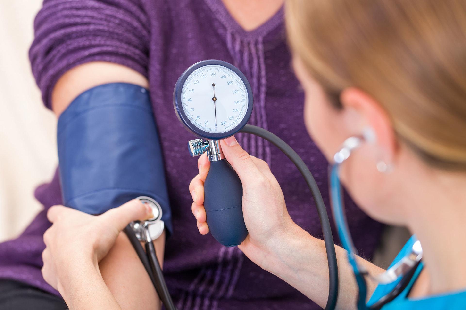 pumpan iš hipertenzijos apžvalgų
