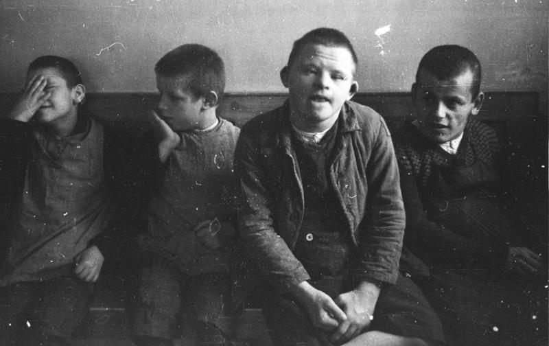 Šionbruno psichiatrijos ligoninės pacientai, 1934 m.