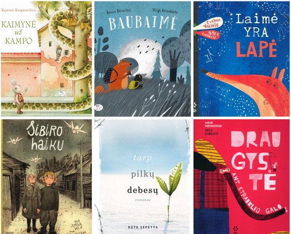 Lietuvių autorių knygos