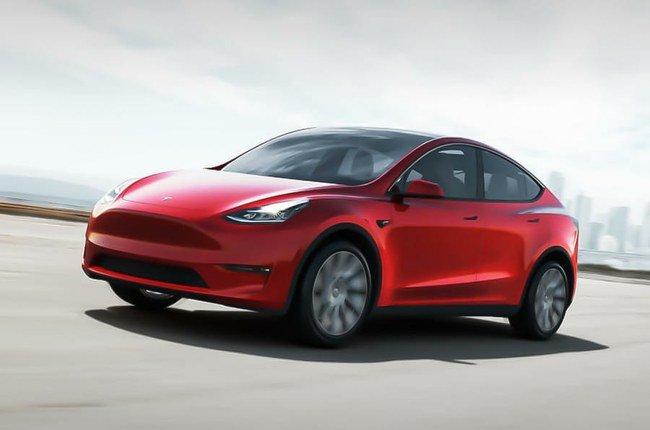 """""""Tesla Model Y"""""""