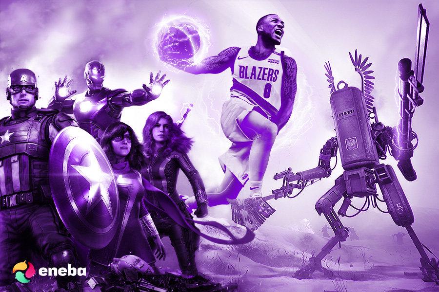 Top 3 laukiamiausi PC žaidimai – 2020 rugsėjis