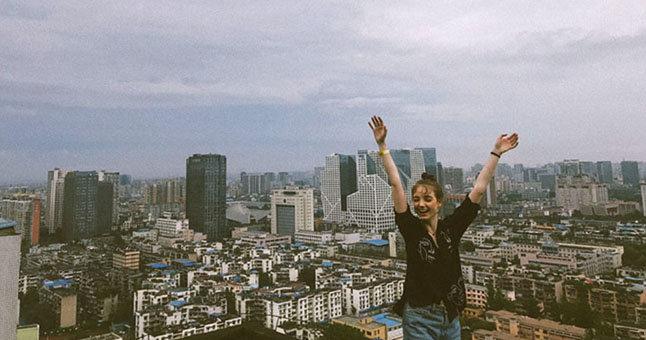 Kinijoje