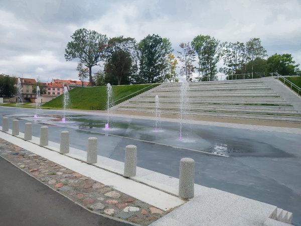 Jono kalnelio fontanai