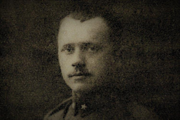 Antanas Matulaitis 1920 m.