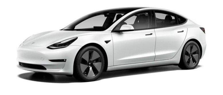"2021 m. ""Model 3"""