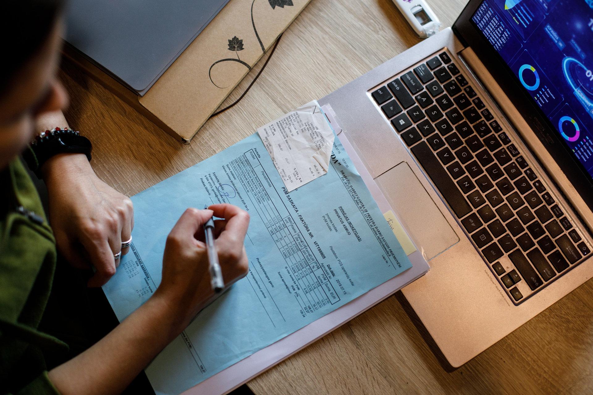 Namų verslo mokesčių atskaitymas namų verslui