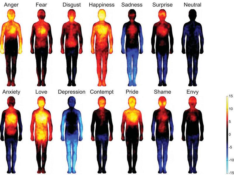 Emocijų žemėlapis