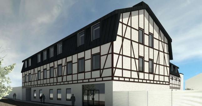 Priklausomybėms gydyti Klaipėdoje – naujas pastatas.