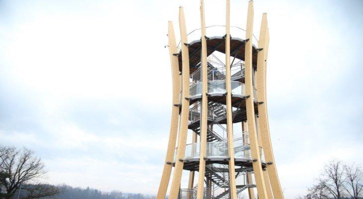 Apžvalgos bokštas Luke